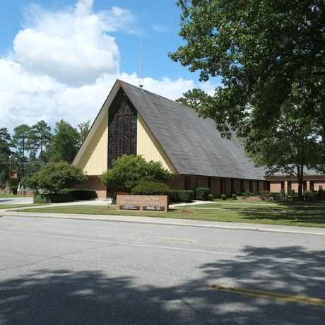 Photo of Bethel United Methodist Church in Columbia