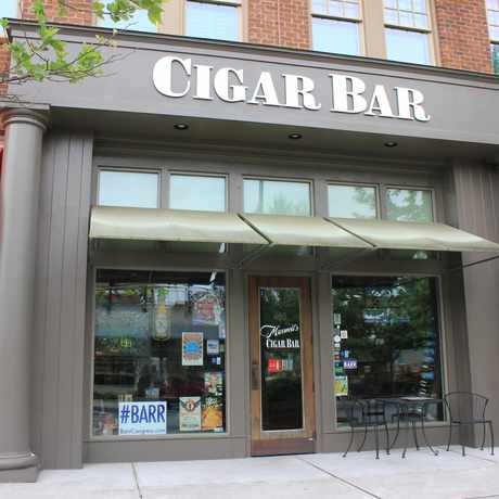 Photo of Maxwell's Cigar Bar in Woodstock