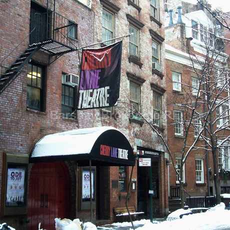 Photo of Cherry Lane Theatre in West Village, New York