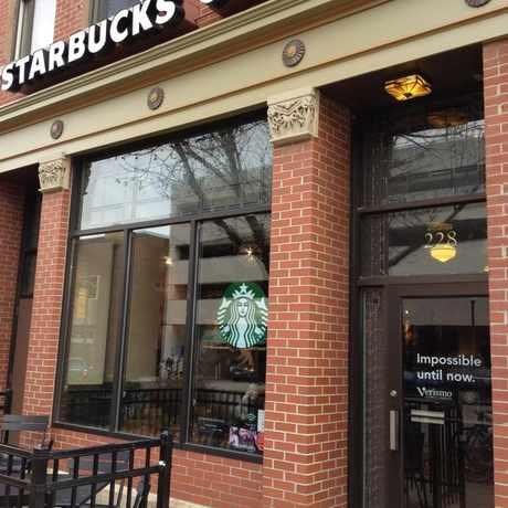 Photo of Starbucks in Longfellow, Iowa City