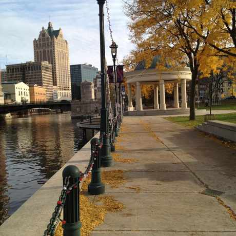 Photo of Pere Marquette Park in Kilbourn Town, Milwaukee