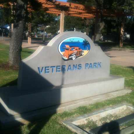 Photo of Veterans Park in Imperial Beach