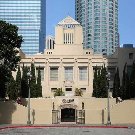 Photo of The Los Angeles Public Library in Downtown, Los Angeles