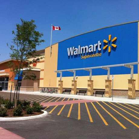 Photo of Walmart in Brampton