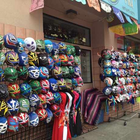 Photo of Mixcoatl Arts and Crafts in Mission District, San Francisco