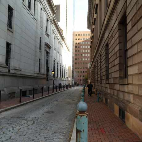 Photo of St. James Place in Center City East, Philadelphia