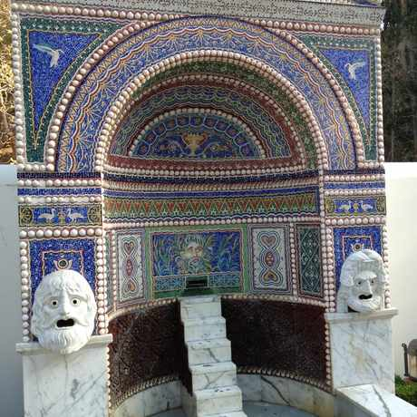 Photo of Getty Villa in Pacific Palisades, Los Angeles