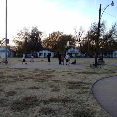 Photo of Penney Park in Tulsa