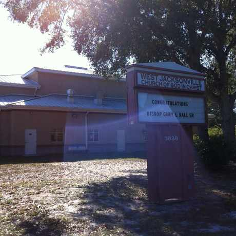 Photo of West Jacksonville Church Of God In Christ in Cedar Hills, Jacksonville