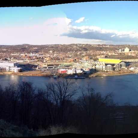 Photo of Grandview Overlook in Pittsburgh
