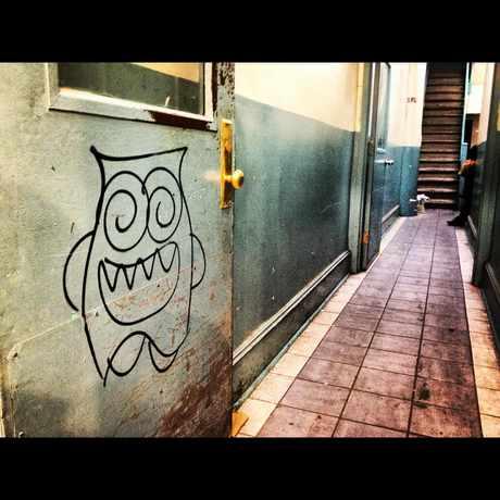 Photo of Chinatown streetart in Chinatown, New York
