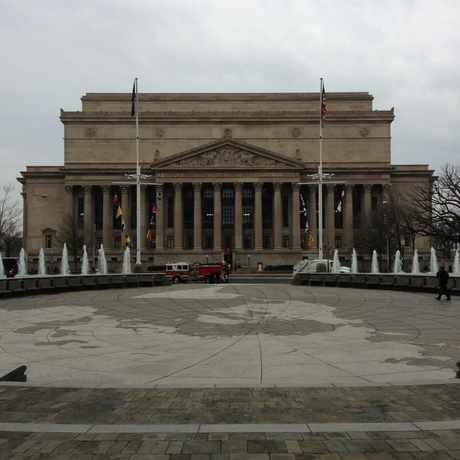 Photo of National Archives Of USA in Downtown-Penn Quarter-Chinatown, Washington D.C.