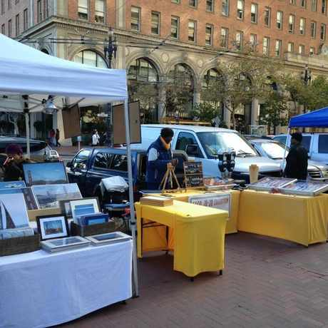 Photo of Arts & Crafts Street Market @ Embarcadero in Financial District, San Francisco