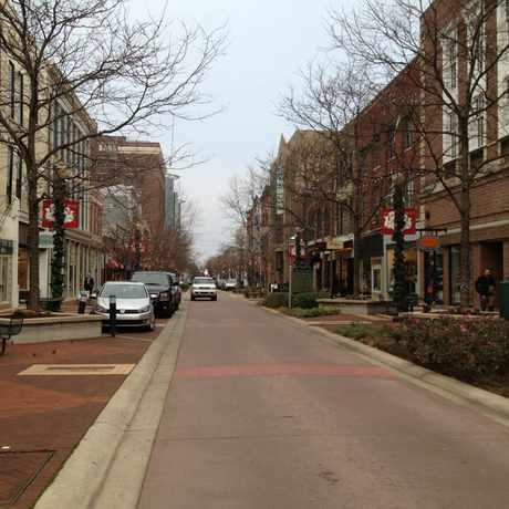 Photo of Kalamazoo Mall in Kalamazoo