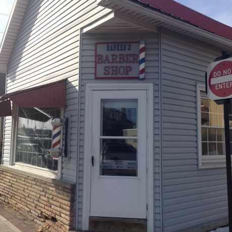 Photo of Barker's Barbershop in Hilliard