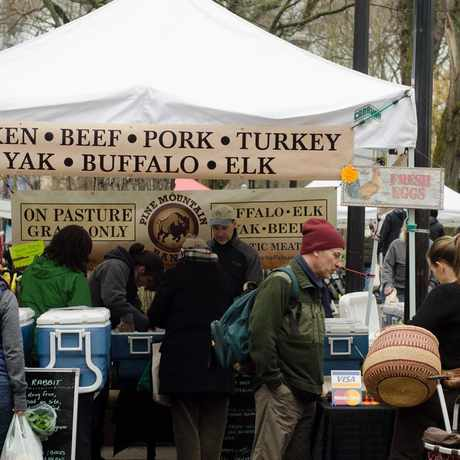 Photo of Winter Farmers Market in Downtown, Portland
