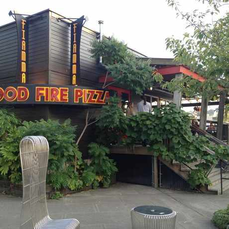 Photo of La Fiamma Wood Fire Pizza in Central Business District, Bellingham