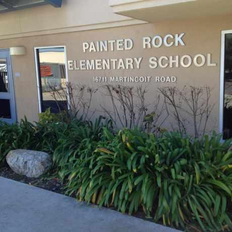 Photo of Painted Rock Elementary School in Poway