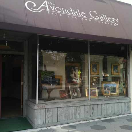 Photo of Avondale Gallery in Avondale, Jacksonville