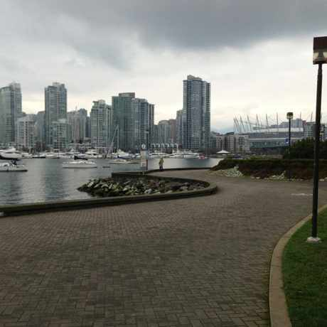 Photo of Vancouver Seawall in Fairview, Vancouver