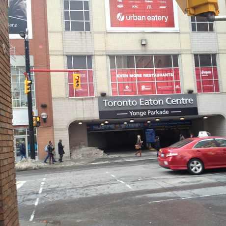 Photo of Eaton Centre Parking in Church-Yonge Corridor, Toronto
