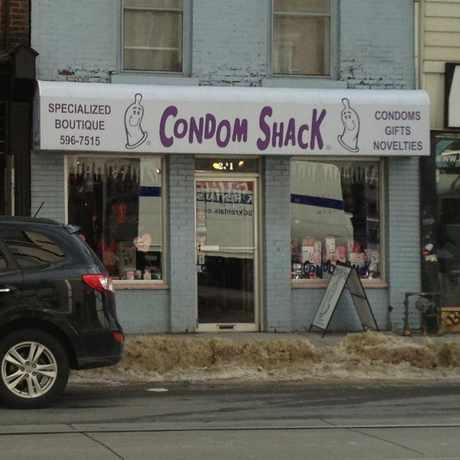Photo of Condom Shack in Waterfront Communities-The Island, Toronto
