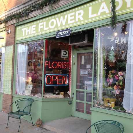Photo of The Flower Lady in Wauwatosa