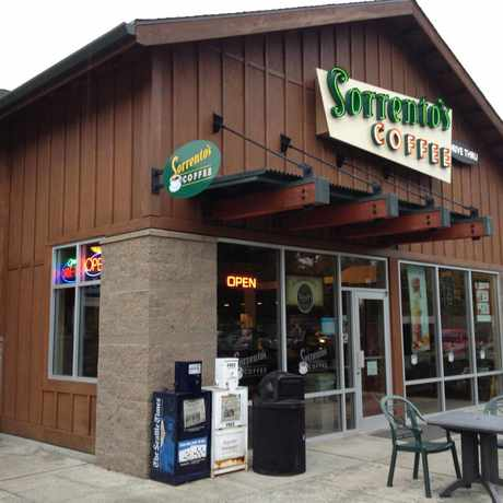 Photo of Sorrentos Coffee in Union Hill-Novelty Hill