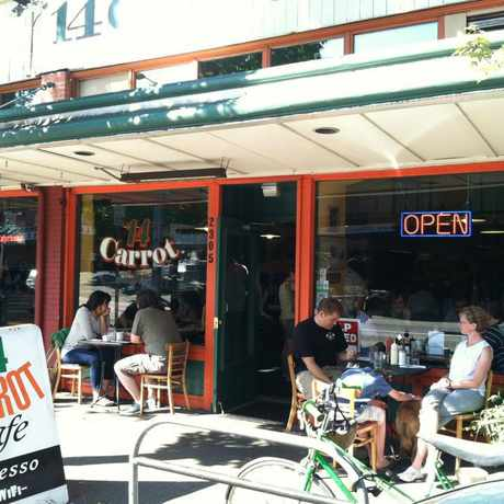 Photo of 14 Carrot Cafe in Eastlake, Seattle