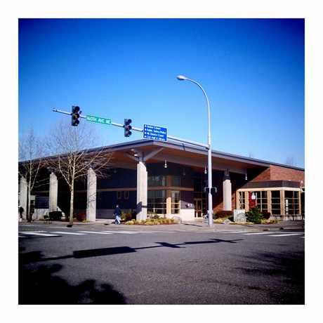 Photo of Redmond Regional Library in Downtown, Redmond