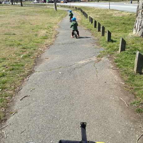 Photo of Oklahoma Ave. & D St. NE in Kingman Park, Washington D.C.
