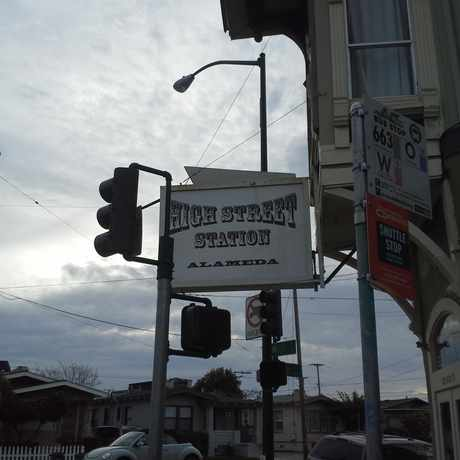 Photo of High Street Station Cafe in Alameda