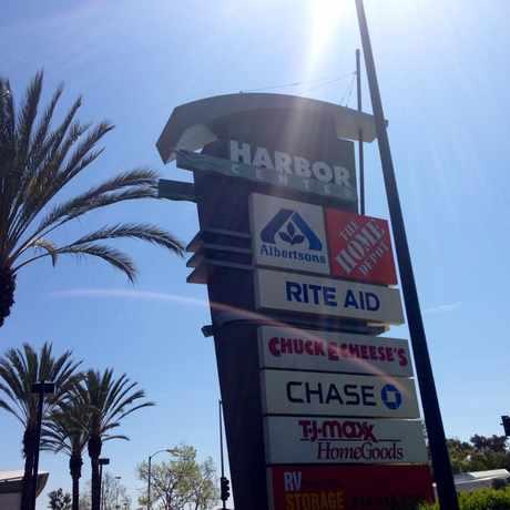 Photo of Harbor center in Costa Mesa