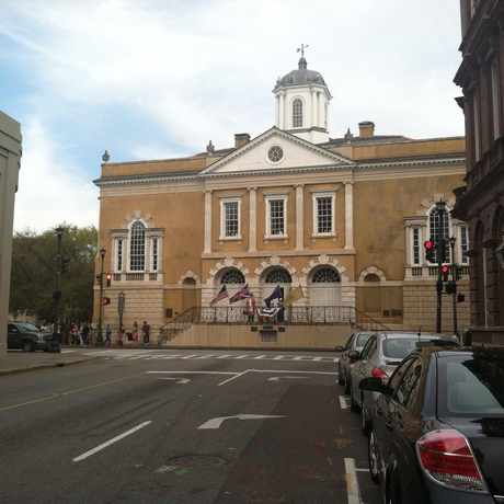 Photo of Old Exchange and Provost Dungeon in Charleston