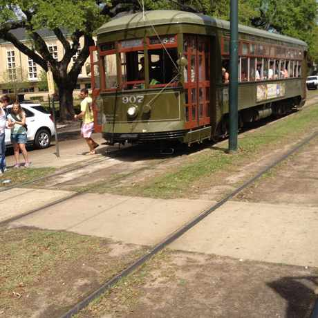 Photo of Napoleon Ave At St Charles in New Orleans