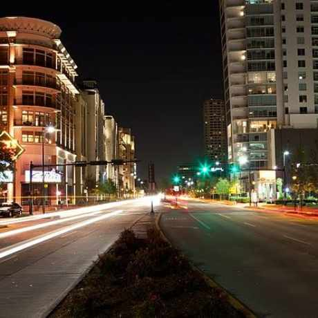Photo of northbound on Kirby toward Westheimer in Houston