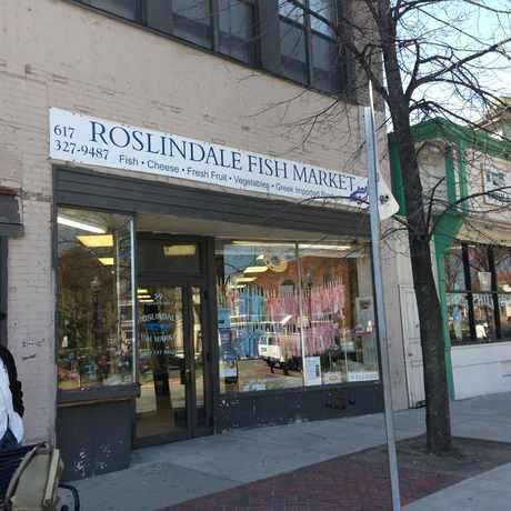 Photo of Roslindale Fish Market in Boston