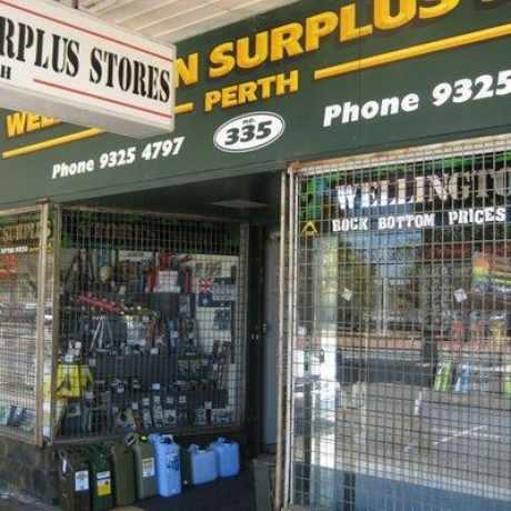 Photo of Wellington Surplus in Perth