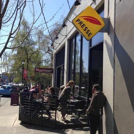 Photo of Cafe Presse in First Hill, Seattle
