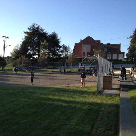 Photo of Colman Playground in Atlantic, Seattle
