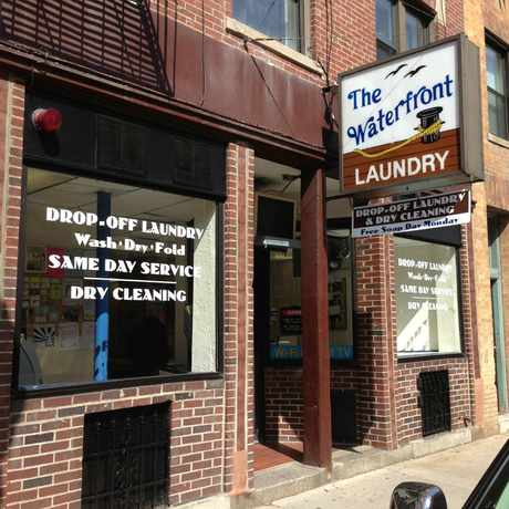 Photo of The Waterfront Laundry in North End, Boston