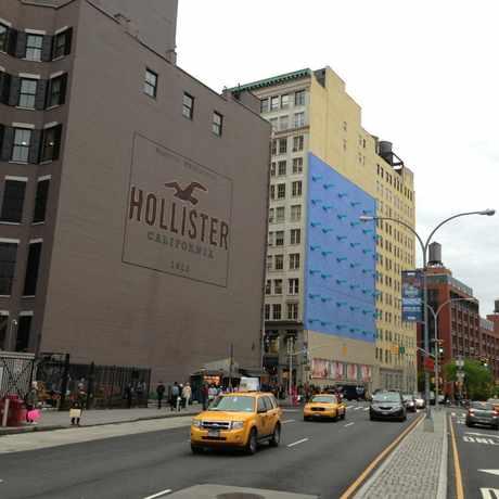 Photo of SoHo Houston St & Broadway in SoHo, New York