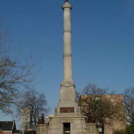 Photo of Douglas Monument Park in Bronzeville, Chicago