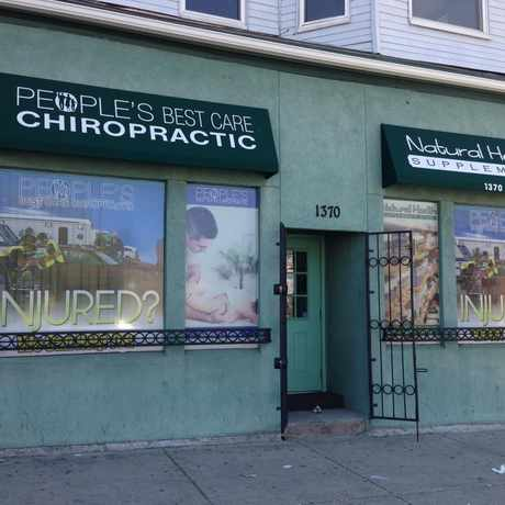 Photo of People's Best Chiropractic in Wellington Hill, Boston