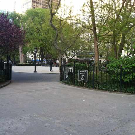 Photo of Madison Square Park Dog Run in NoMad, New York