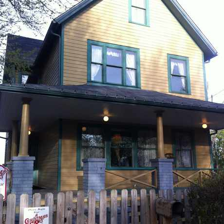 Photo of A Christmas Story House Museum in Tremont, Cleveland