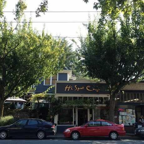 Photo of Hi-Spot Cafe, 34th Avenue, Seattle, WA in Madrona, Seattle