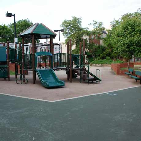 Photo of Penn and Melvin Street Park in Ridgely's Delight, Baltimore