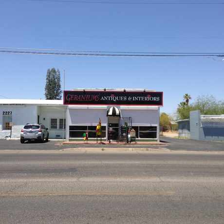 Photo of Geraniums Antiques And Interiors in Palo Verde, Tucson