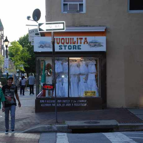 Photo of Juquilita Store in Upper Fells Point, Baltimore